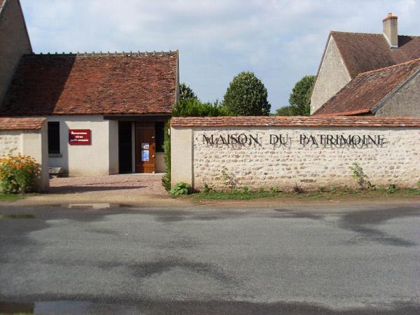 Maison du Patrimoine à Drevant