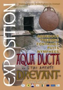 Affiche « Aqua ducta » 2006