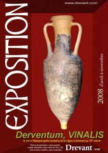 Affiche « Derventum vinalis » 2008