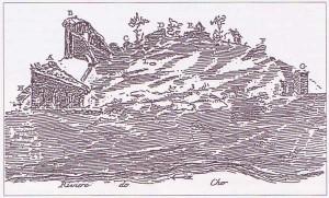 Dessin Comte de Caylus