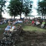 Le public pendant le concert
