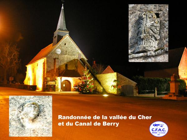 Panneau église St Julien