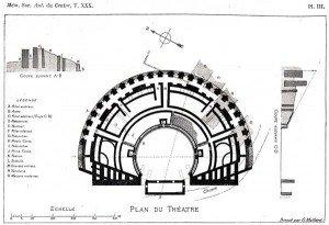 Plan théâtre Mallard
