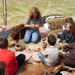 Activité poterie par « Nature Préhistorique »