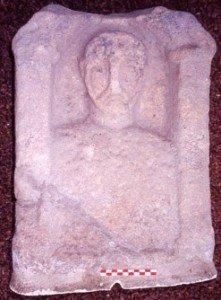 Stèle funéraire prieuré
