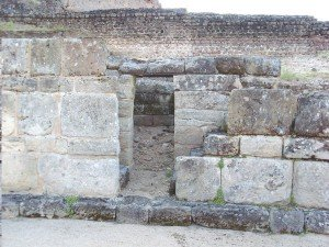 Loge podium