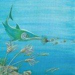 Fond marin du Jurassique